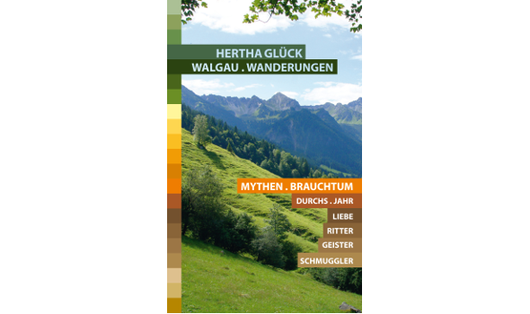 Titelseite Walgau Wanderungen