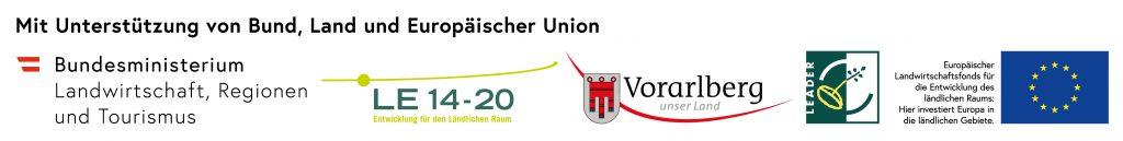 Logo zum EU Leader Projekt Gmeinerhuus