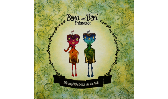 "Kinderbuch ""Bena und Beni"""